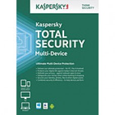 Kaspersky Total Security BOX 3PC Multi-Device