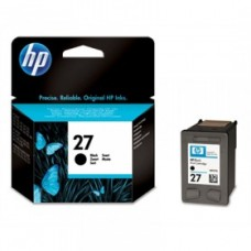 HP No. 27 Zwart 10ml